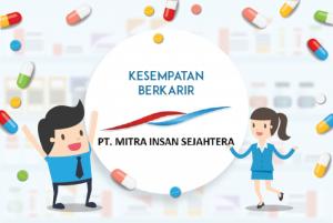 Banyak Lowongan Kerja Tersedia di PT. Mitra Insan Sejahtera (Pharos Group) | TopKarir.com