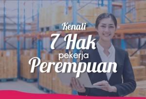 Kenali 7 Hak Pekerja Perempuan | TopKarir.com