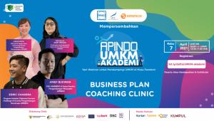 Webinar Business Plan Coaching Clinic | TopKarir.com
