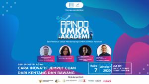Webinar Cara Inovatif Jemput Cuan dari Kentang dan Bawang | TopKarir.com