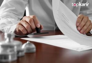 4 Fungsi Surat Keterangan Kerja Beserta Contohnya   TopKarir.com