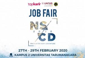 Job Fair NSCD 2020 : Menangkap Peluang Karir di Perusahaan Ternama | Topkarir.com