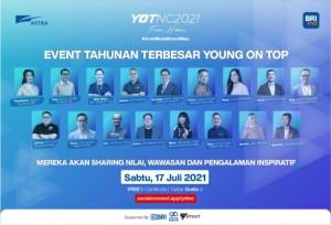 Young On Top National Conference (YOTNC) 2021 From Home, Siap Membuat #AnakMudaBeraniMaju | TopKarir.com