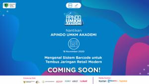 Webinar Mengenal Sistem Barcode untuk Tembus Jaringan Retail Modern | TopKarir.com