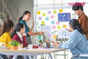 7 Cara Tingkatkan Produktivitas Kerja agar Cepat Naik Jabatan | TopKarir.com