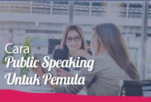 Cara Public Speaking Untuk Pemula   TopKarir.com