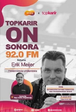 TopKarir.com x Sonora