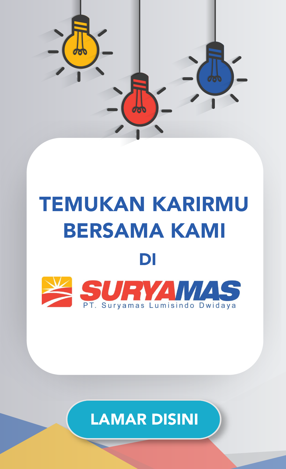 TopKarir.com - Suryamas Job Ads