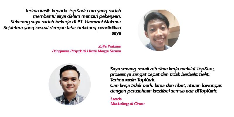 Image Result For Topkarir Com Portal Karirnya Anak Muda Indonesia
