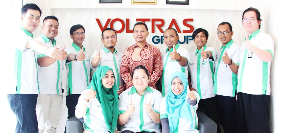 Lowongan Kerja PT. VOLTRAS INTERNATIONAL | TopKarir.com