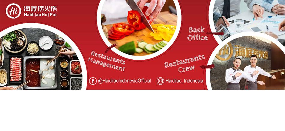 Lowongan Kerja HAIDILAO HOTPOT (GRAND INDONESIA) | TopKarir.com