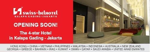 Lowongan Kerja SWISS-BELHOTEL KELAPA GADING | TopKarir.com