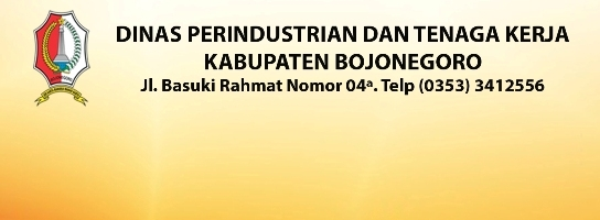 Info Pelatihan & Sertifikasi  DINAS PERINDUSTRIAN DAN TENAGA KERJA | TopKarir.com