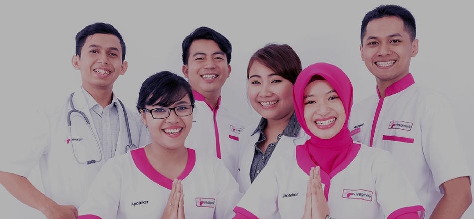 Lowongan Pharmacist - di VIVA GENERIK  TopKarir.com