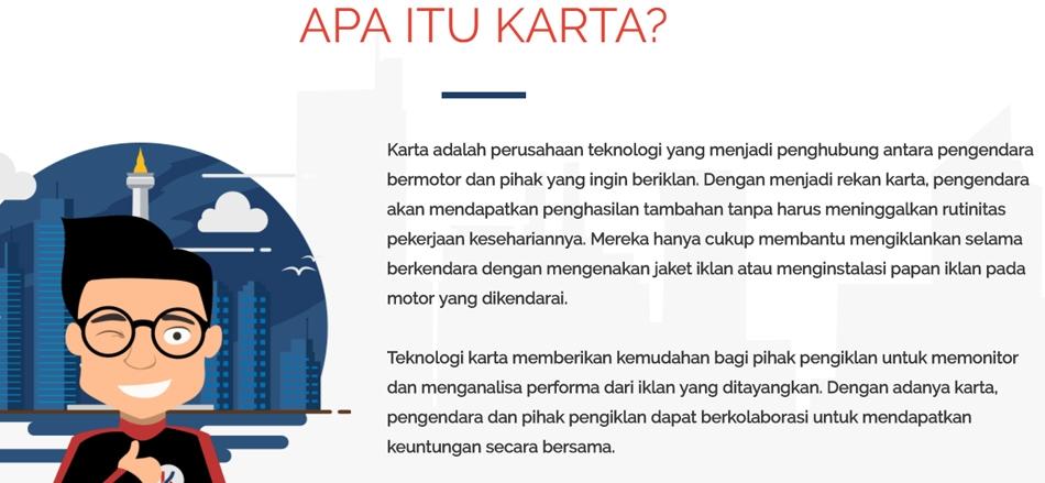 Lowongan Kerja PT. KARTA INDONESIA GLOBAL | TopKarir.com