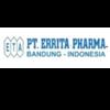 lowongan kerja PT. ERRITA PHARMA | Topkarir.com