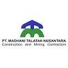 lowongan kerja PT. MADHANI TALATAH NUSANTARA   Topkarir.com