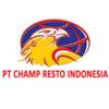 lowongan kerja PT. CHAMP RESTO INDONESIA | Topkarir.com