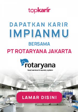 Lowongan Kerja Rotaryana