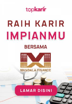 Lowongan - Mandala Multifinance