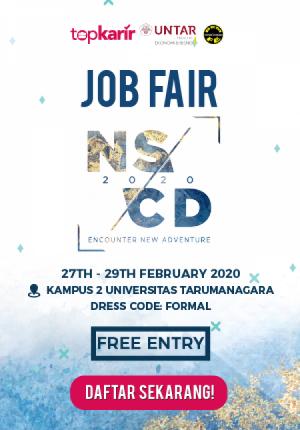 Job Fair NSCD 2020