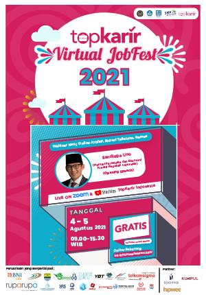 TopKarir Virtual Jobfest 2021