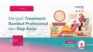 Treatment Rambut Profesional