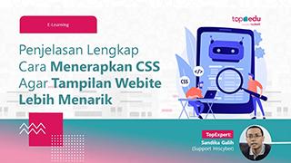 Desain Web Sederhana Dengan CSS