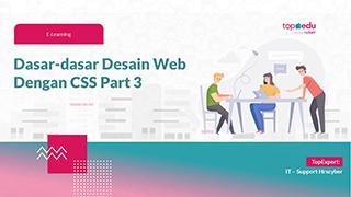 JBJ - Dasar-dasar Desain Web Dengan CSS part 3