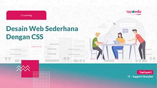 JBJ - Desain Web Sederhana Dengan CSS