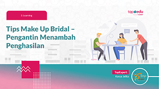 JBJ - Tips Make Up Bridal-Pengantin Menambah Penghasilan