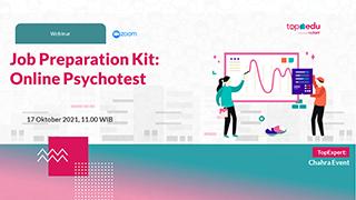 Job Preparation Kit: Online Psychotest