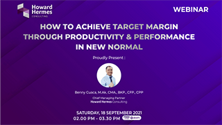 How To Achieve Target Margin Through Productivity dan Performance in New Normal