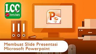 Membuat Slide Presentasi Microsoft Powerpoint