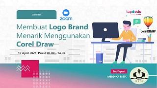 Belajar Membuat Logo Brand Dengan Corel Draw