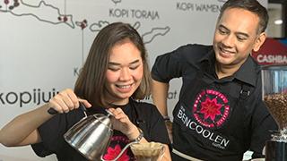 Belajar Menjadi Barista Pemula Bersama Bencoolen Coffee