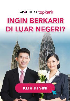 Lowongan Kerja Hotel di Malaysia